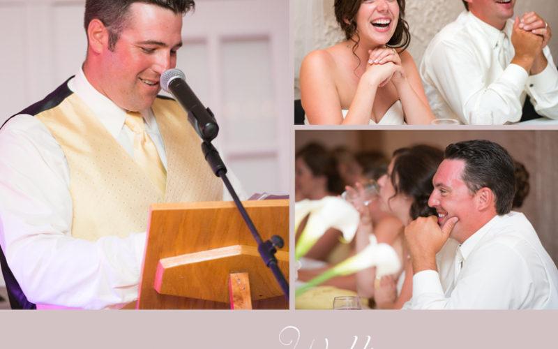 Melanie + Stuart: A Vankleek Hill Wedding