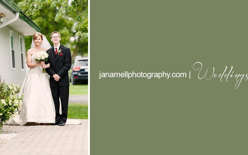 Cynthia + Eric: A Maxville Wedding