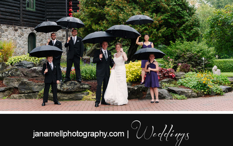 Mandy + Pieter: A Montebello Wedding